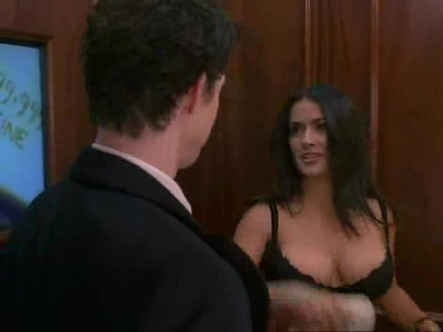 video SALMA HAYEK